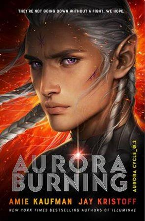 Aurora Burning by Children's Books