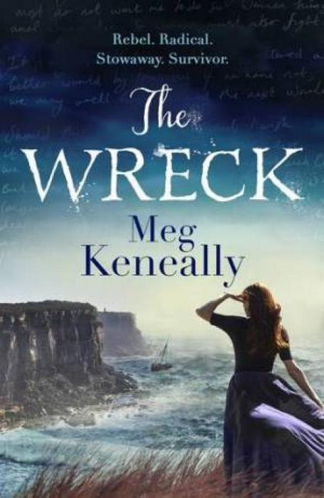 The Wreck by Meg Keneally Paperback book