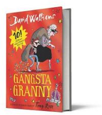 Gangsta Granny - Anniversary Edition : Limited Gift Edition of David Walliams' Bestselling Children's Book