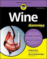 Wine for Dummies 7th Ed.