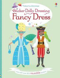 Sticker Dolly Dressing: Fancy Dress