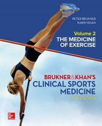 Brukner & Khan's Clinical Sports Medicine : The Medicine Of Exercise 5E, Vol 2