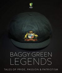 Baggy Green Legends: The Cap. The Courage. The Camaraderie.