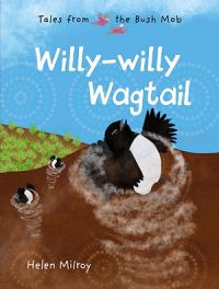 Willy-Willy Wagtail